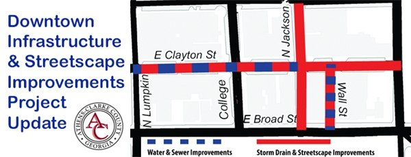 Downtown Infrastructure & Streetscape Improvements Project