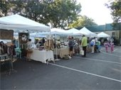 Bishop Park's Athens Farmer Market