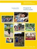summer program guide cover