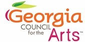 Georgia Council on Arts logo