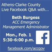 Facebook Q&A with Beth Burgess