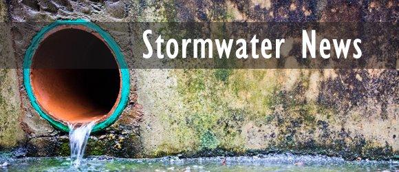Stormwater newsletter header image