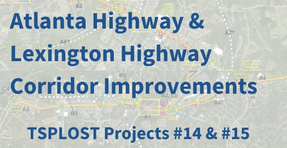 Atlanta Highway & Lexington Highway Corridor Improvements