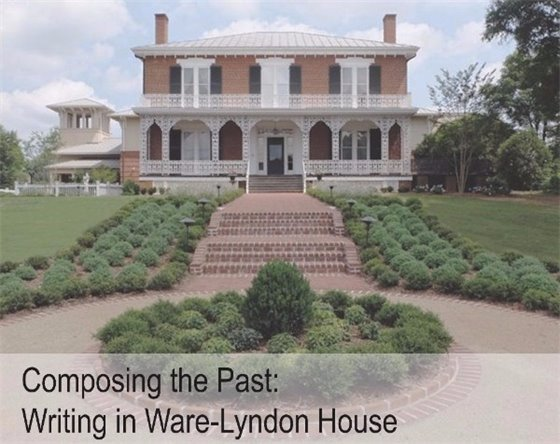 front view of the Ware-Lyndon House