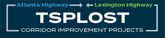 TSPLOST Corridor Improvement Projects