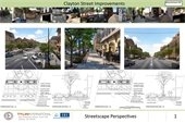 Clayton Street Area Improvements Preliminary Streetscape Plans