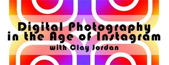 Digital Photography in the Age of Instragram logo