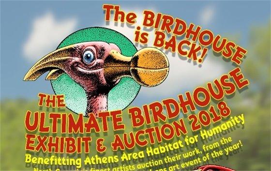 Ultimate Birdhouse exhibit