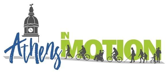 Athens in Motion logo
