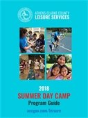 Cover of summer camp guide