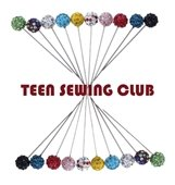 Teen Sewing Club logo