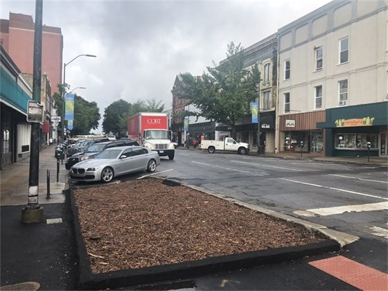 Block 1 - N. Lumpkin Street to College Avenue - Complete
