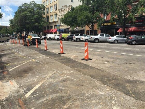 Clayton Street Improvements - Block Two
