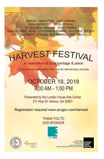 Harvest Festival text