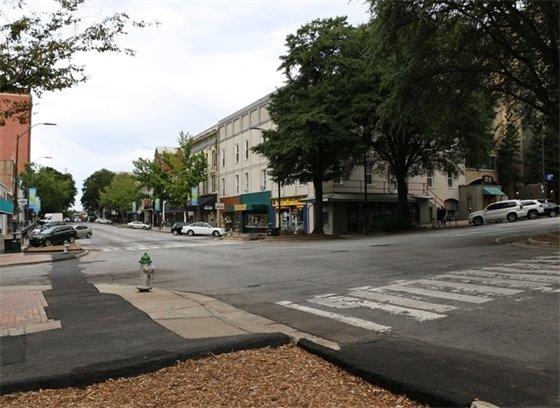 Clayton Street Improvement Project - Block 1