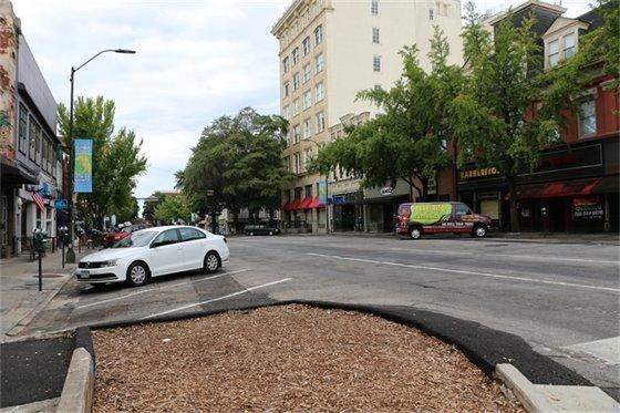 Clayton Street Improvement Project - Block 2