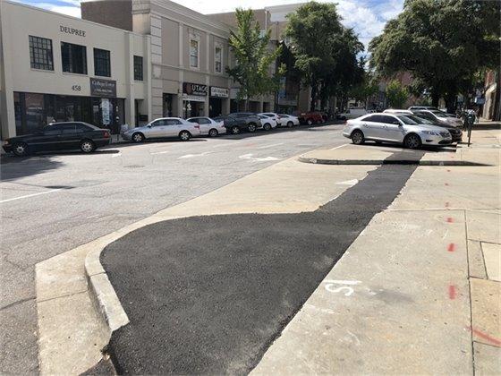 Clayton Street Improvements - Block 3