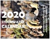 2020 Stormwater Calendar Cover Page
