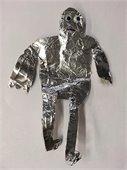 tin foil human figure