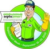 SepticSmart Week Seal 2019