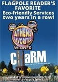 CHaRM wins Reader's Choice