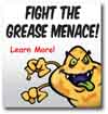 grease menace web button 100