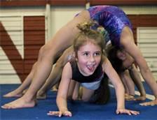 bishop park athens ga gymnastics meet