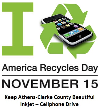 recycle day cellphone