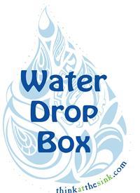 Water Drop Box Logo draft