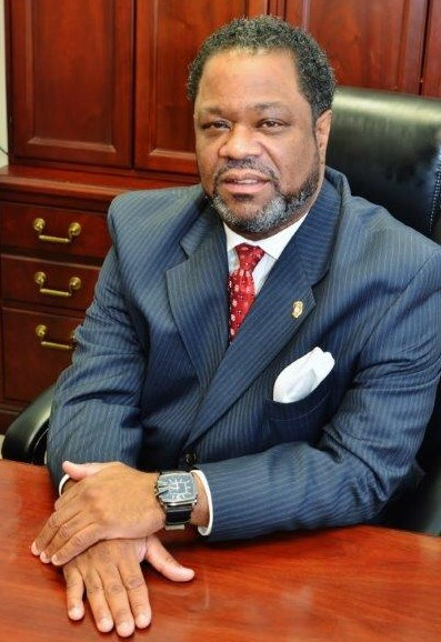 Warden Ray Covington