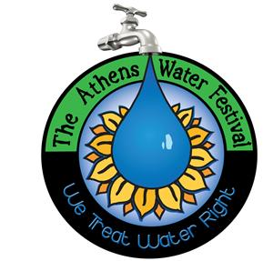 We Treat Water Right Faucet Water Fest Logo