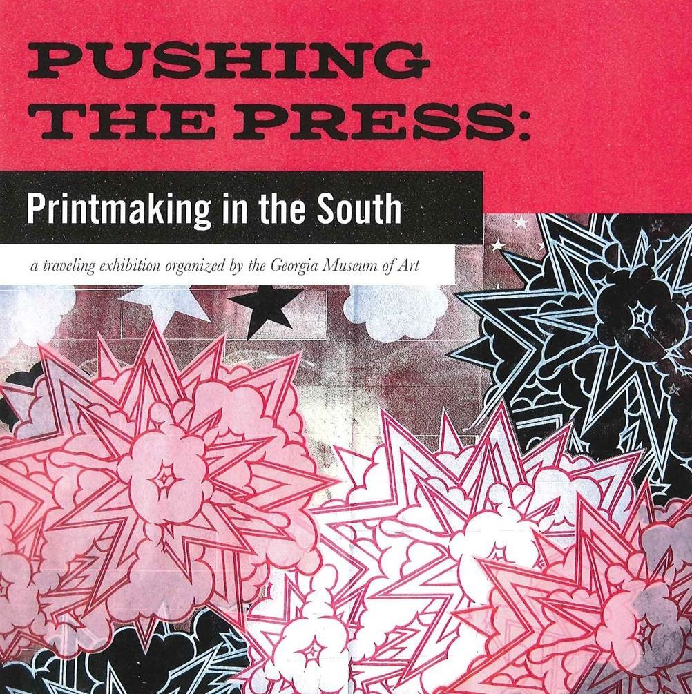 Pushing Press front cover