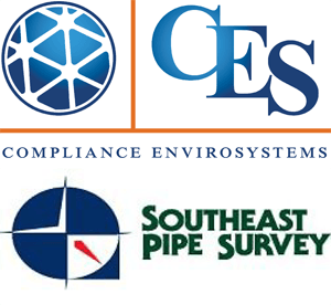CES and southeast pipe logos