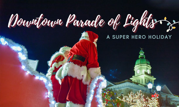 2018 Downtown Parade of Lights