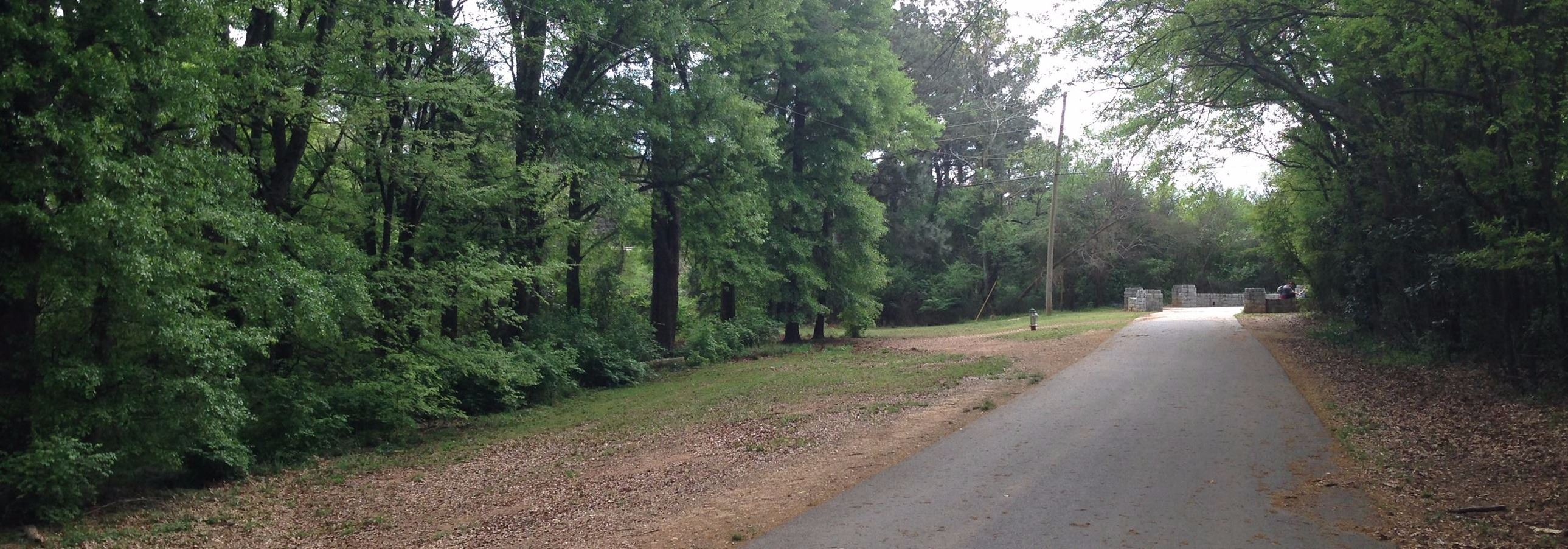 Milledge Extension Trail