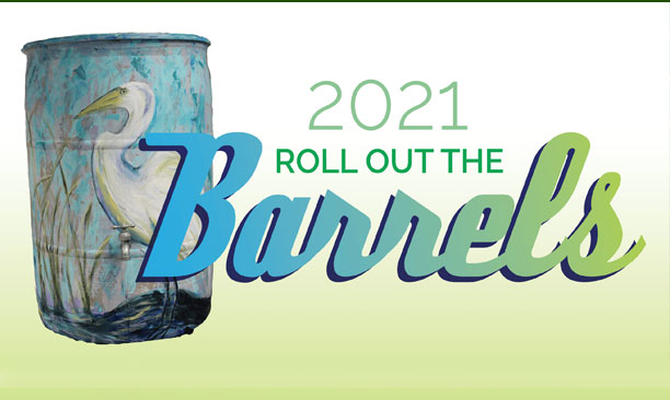 Roll Out the Barrels 2019 logo
