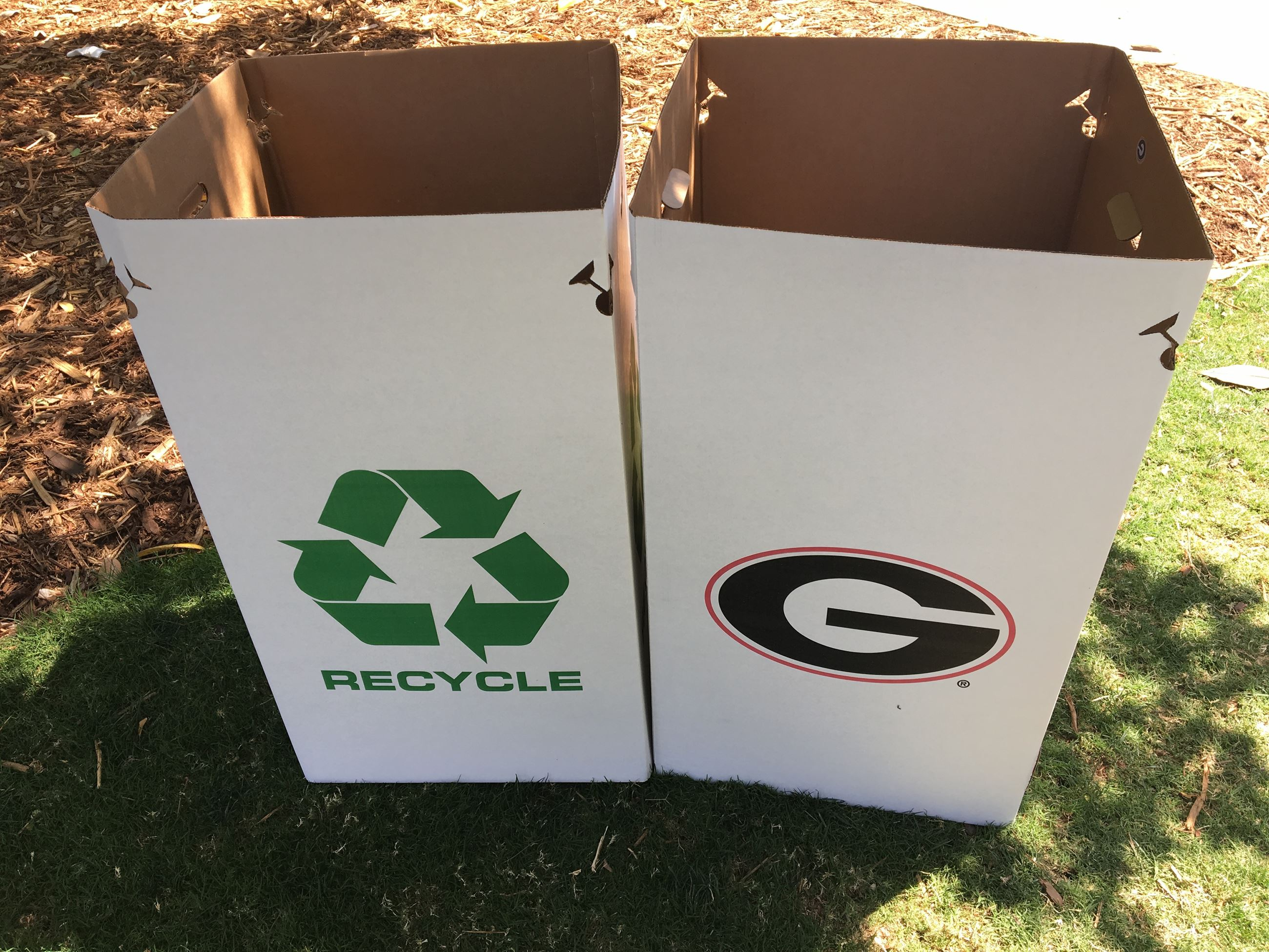 UGA Gameday Recycling