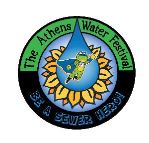 Be a Sewer Hero Water Fest Logo