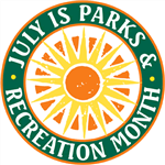 July is Parks and Rec Logo (1)