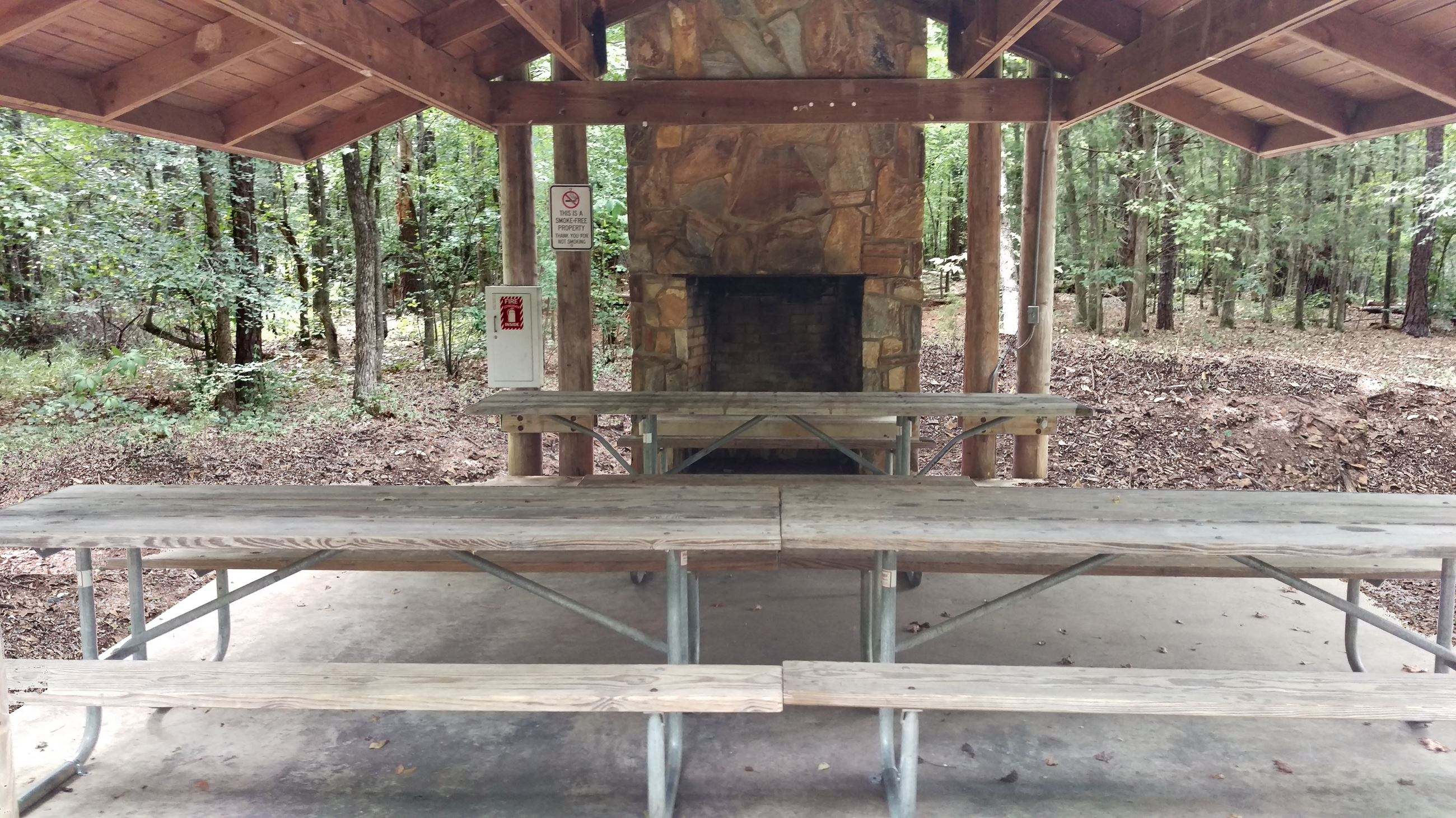 Picnic Shelters at Sandy Creek Park | Athens-Clarke County