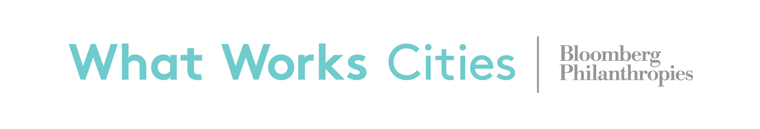 What Works Cities Logo