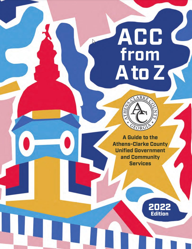 a to z front cover 2018