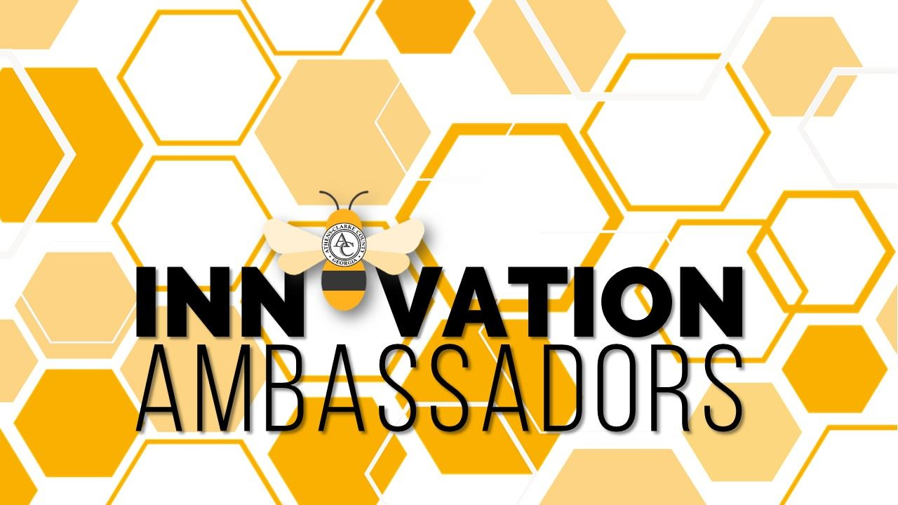 innovation ambassadors header