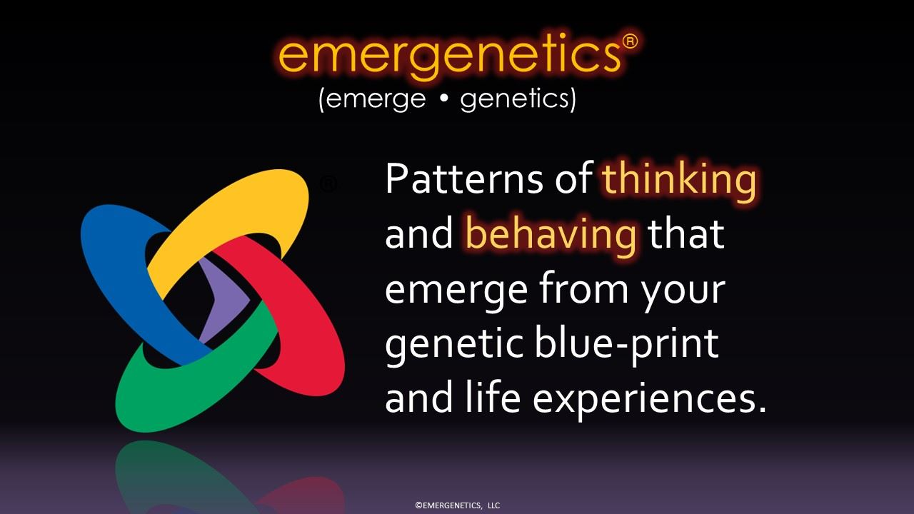 What is emergenetics