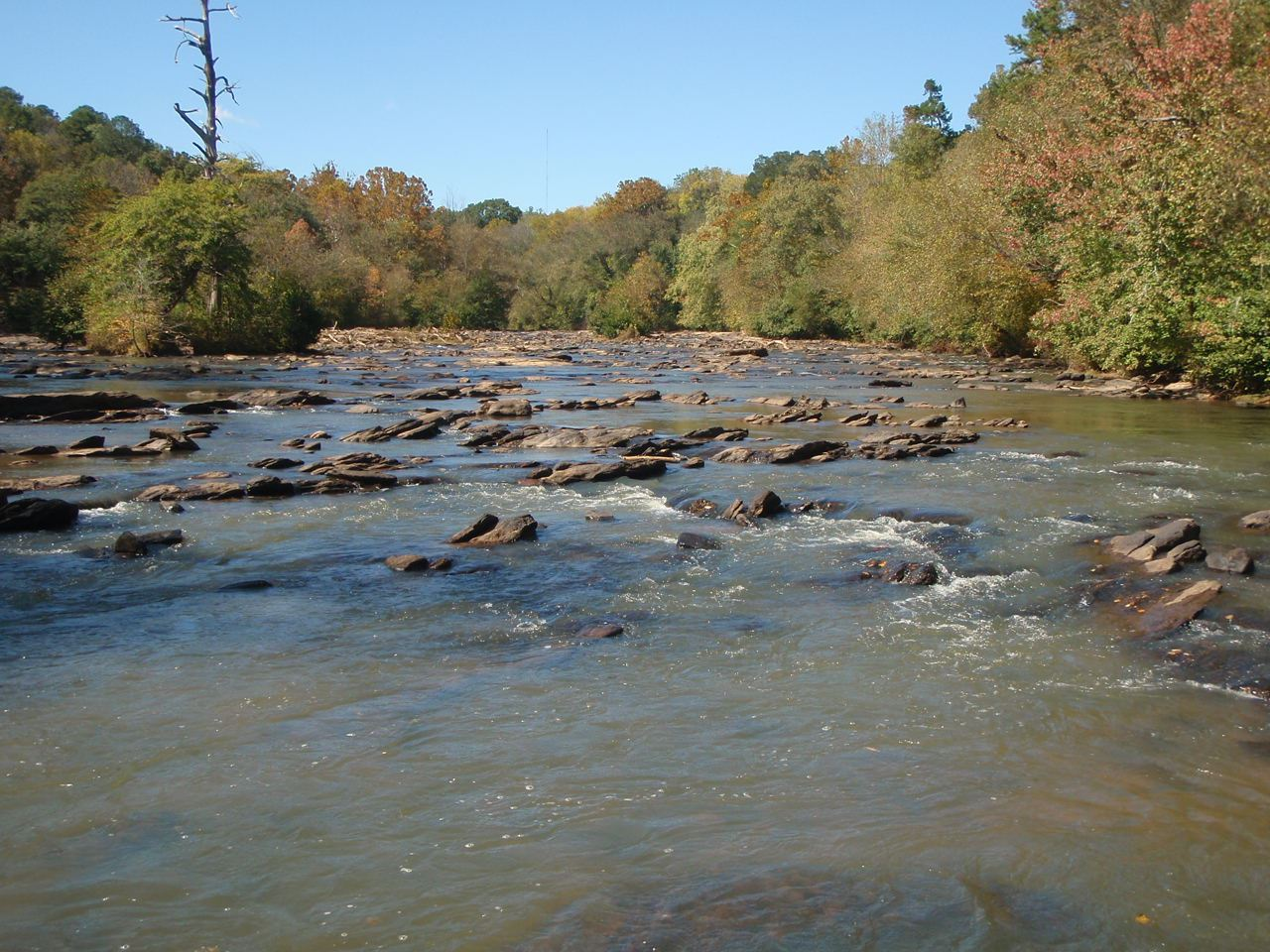 Middle Oconee River