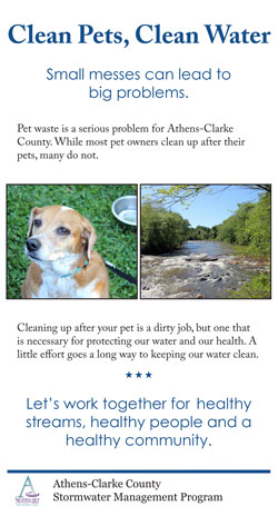 Clean Pets, Clean Water thumbnail