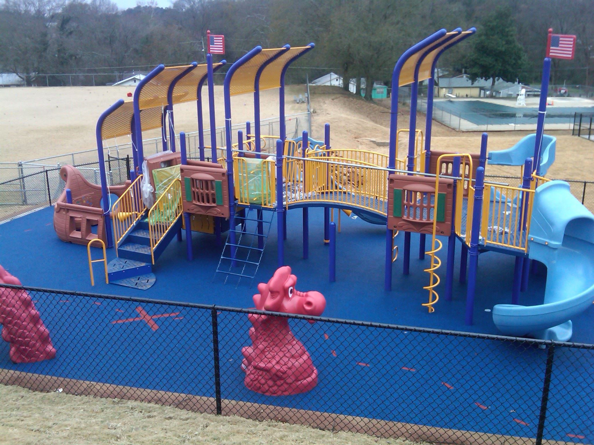 Project 5: Rocksprings Park Revitalization | Athens-Clarke