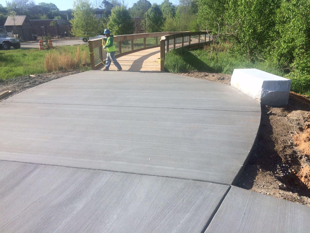 Project 23: Pulaski Creek Greenway and Park | Athens-Clarke