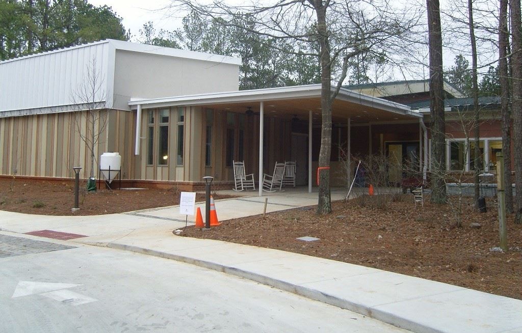 Project 27 ENSAT Phase 2 Sandy Creek Nature Center