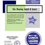 ACC Fair Housing Lunch and Learn